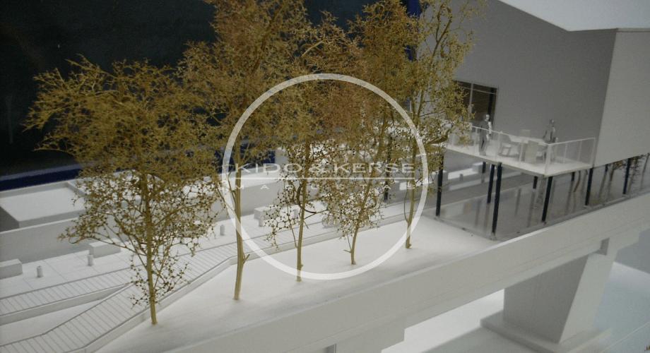 maqueta blanca